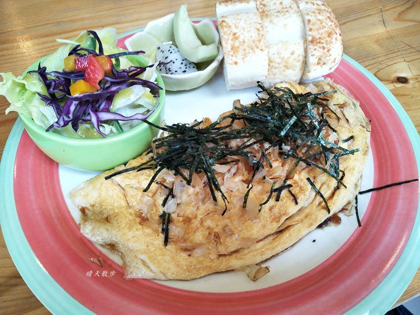 20180808104729 28 - 南屯早午餐|頌膾Brunch~親子友善、寵物友善餐廳 章魚燒歐姆蛋捲好吃喔!