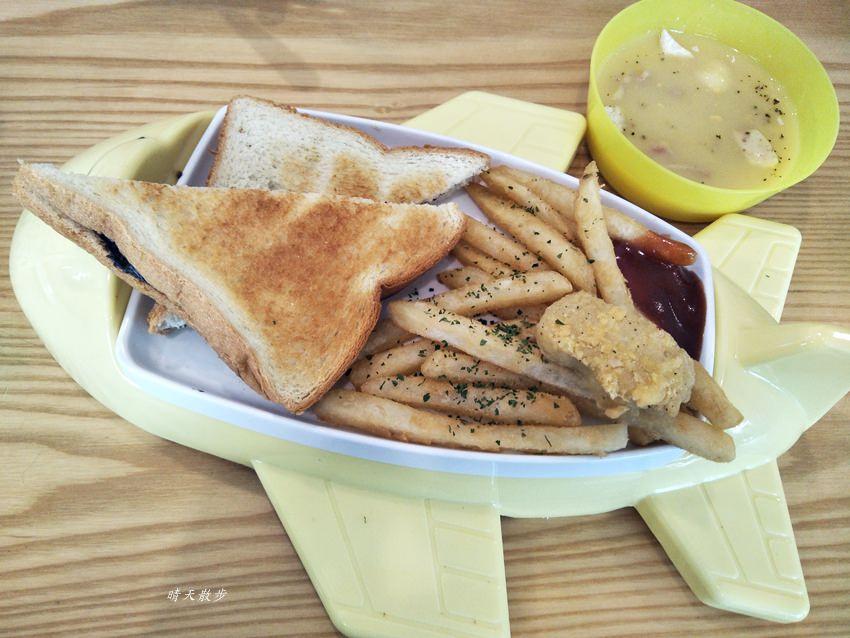 歐兔啡食館~北屯輕食、午晚餐、下午茶 近民俗公園、台灣民俗文物館