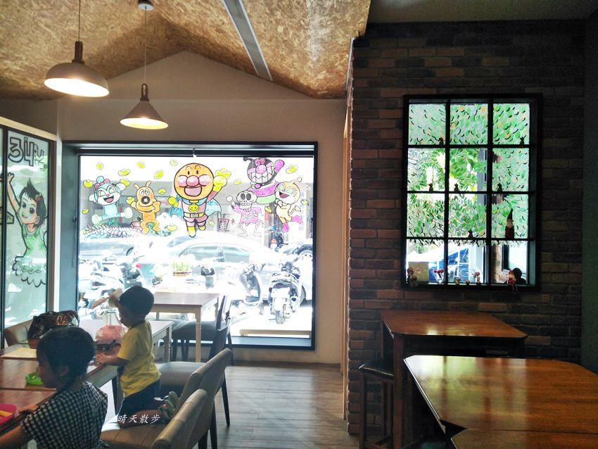 20180813190217 97 - 西區早午餐|34巷Café~溫馨小店的早午餐與家常料理 手作餐包、貝果、吐司很熱門