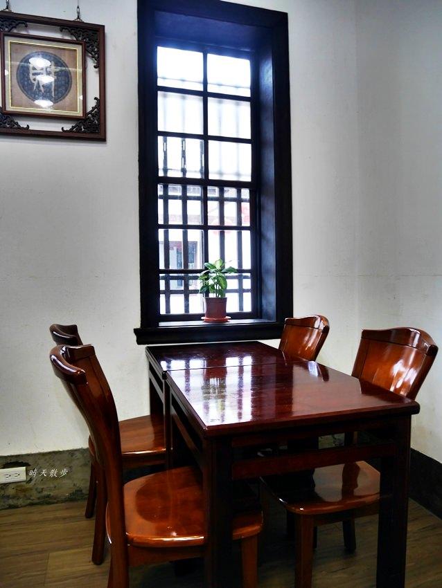 20180930205312 96 - 一德藝文茶館~台中歷史建築一德洋樓(林懋陽故居)裡的茶藝館、合菜餐廳