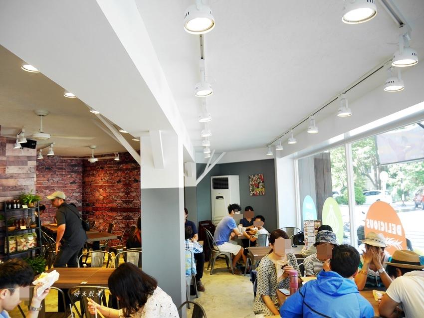 20181016231307 44 - 熱血採訪|早安公雞農場晨食篤行店~新裝潢新菜色 結合傳統與創意的中西式早午餐 適合闔家光臨