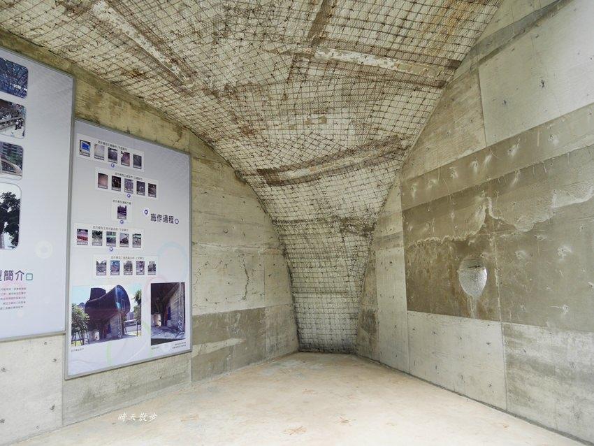 20181019143240 12 - 台中景點|臺中國家歌劇院~曲牆工法實體大試做模型 台中國家歌劇院試作模型展