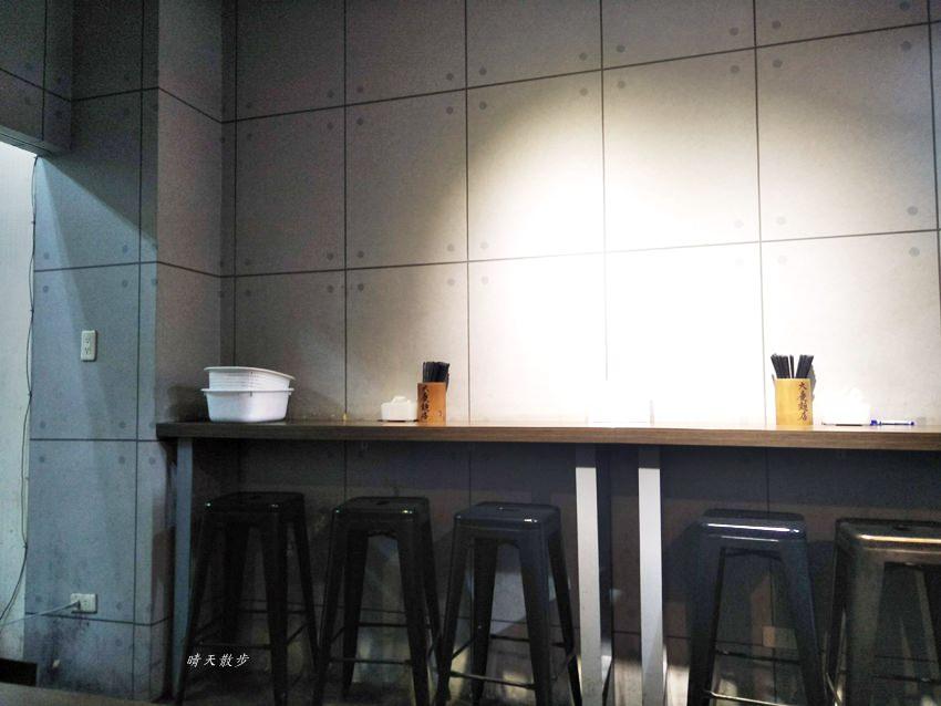 20181020194633 31 - 南屯小吃|大慶麵店大墩店~飯麵、滷味、餛飩湯 內用紅茶免費 全天無休好方便