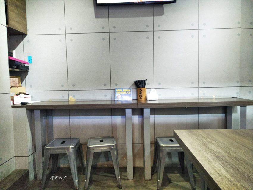 20181020194644 38 - 南屯小吃|大慶麵店大墩店~飯麵、滷味、餛飩湯 內用紅茶免費 全天無休好方便
