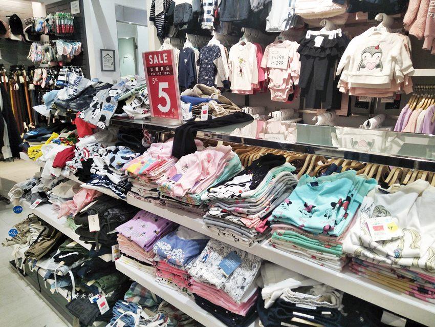 20181022191112 29 - 台中家樂福文心店NET~紅標商品五件五折 童裝、女裝、男裝好逛好買好划算 最低一件49元!
