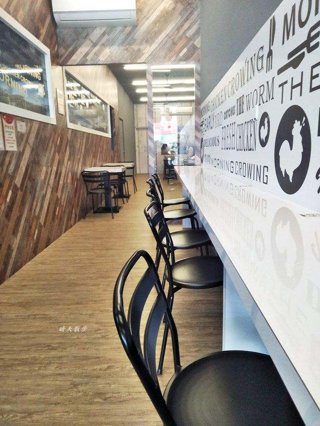 20181031140521 87 - 西區早午餐|早安公雞農場晨食五權店~平價中西式早午餐 外帶內用都方便 五權西路近東興路口
