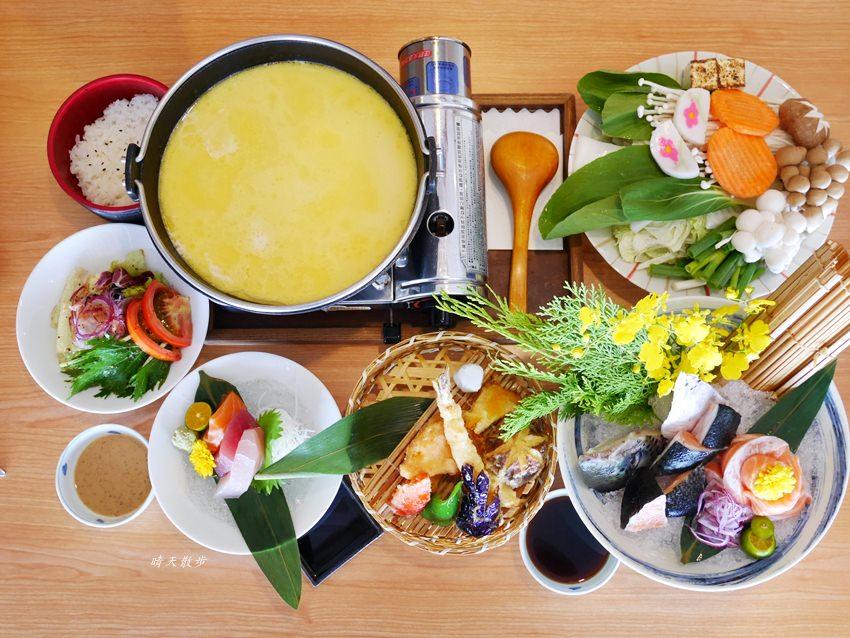 20181112143244 100 - 熱血採訪|鮨彩壽司割烹台中新時代店~豐盛精緻的和食料理、鍋物、丼飯 套餐、單點自由搭配 鍋祭滿千送百活動到年底!