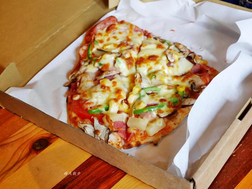 20181120161534 2 - 熱血採訪|那間披薩La Pizza~假日親子披薩DIY體驗 近中興大學 自己做的披薩最好吃!(台中披薩吃到飽餐廳)