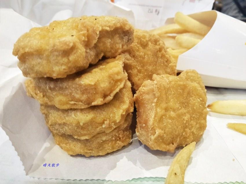 20181124175120 67 - 台中速食|漢堡王台中秀泰店~總是大排長龍 優惠券點餐好超值 雞塊10個加大薯79元