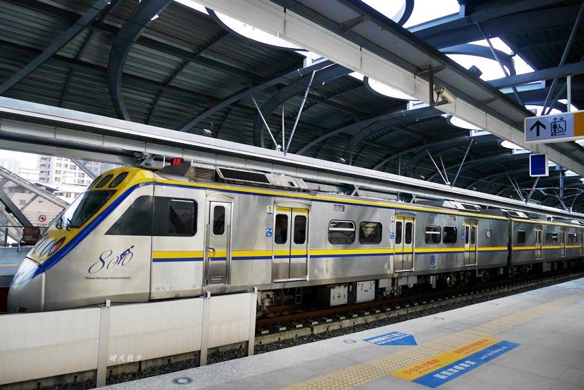 20181210133123 13 - 台中鐵路高架捷運化~挺藝術的「五權車站」 南來北往通勤很方便