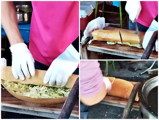 20190107221713 25 - 第三市場小吃|宏記順口香麥仔煎~大排長龍的古早味銅板美食 花生芝麻、高麗菜、紅豆三種口味