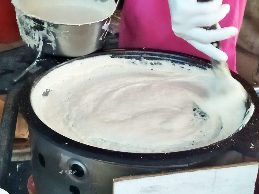 20190107221745 74 - 第三市場小吃|宏記順口香麥仔煎~大排長龍的古早味銅板美食 花生芝麻、高麗菜、紅豆三種口味