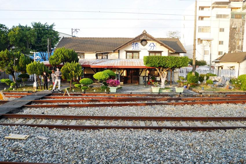 20190118171836 65 - 台中景點|追分車站~海線日式風情懷舊小車站 追分成功、追婚成功