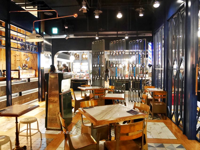20190219003832 47 - GRIT/ mojocoffee~伴隨書香的美式復古風咖啡館 文心秀泰小書房旁