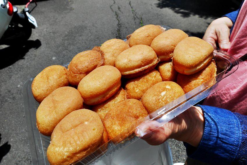 20190419121020 38 - 台中小吃|城門雞蛋糕~舊城區銅板美食懷舊小點心 紅豆蛋糕、奶油蛋糕、原味小蛋糕