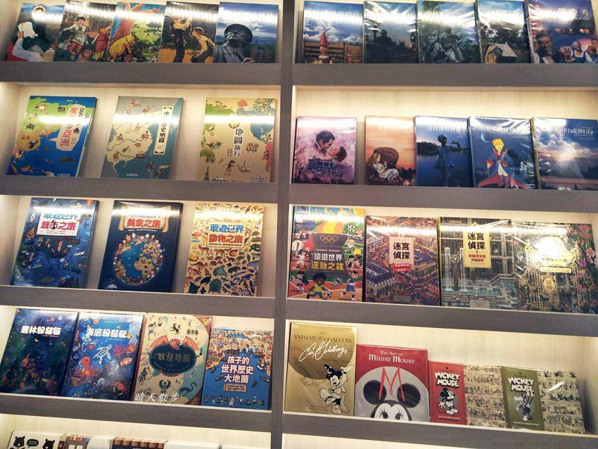 20190526172437 43 - 益品書屋EP-BOOKS台中館~在不賣書的益品書屋喝咖啡讀好書 美學、飲食、生活、旅遊、童趣