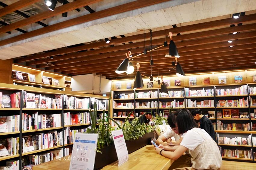 20190608220410 8 - 蔦屋書店台中市政店~在美麗的日本蔦屋書店TSUTAYA BOOKSTORE 享用Wired Tokyo的咖啡和閱讀時光