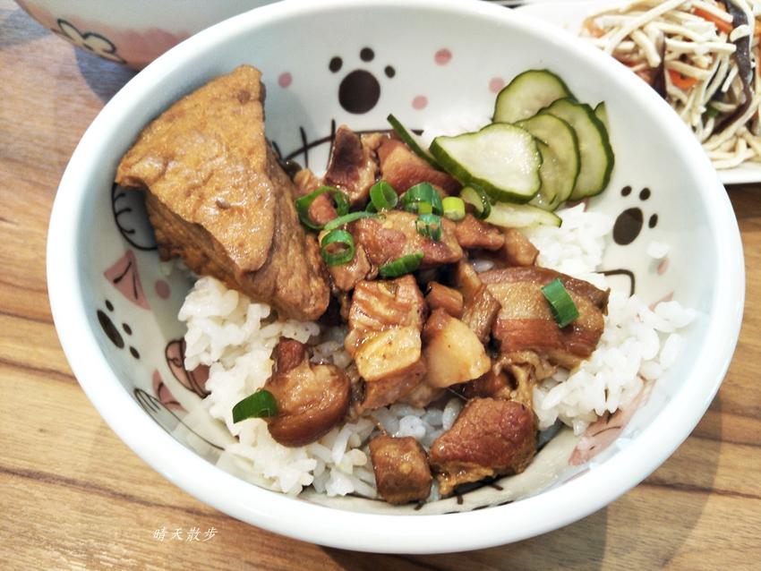 20190611211318 1 - 中區便當|白菜滷什~舊城區裡的美味爌肉飯、粉腸湯 店面好像咖啡館