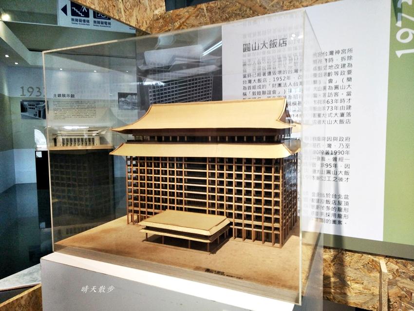 20190612163812 14 - 台中活動|台灣建築模型典藏展~台中文創園區免費展覽 重現當代建築大師的模型巨作