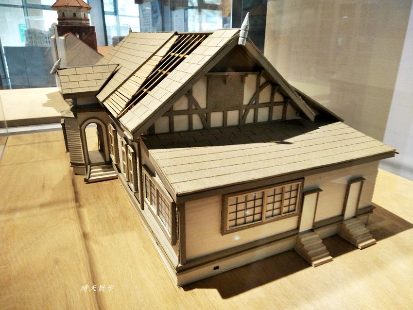 20190612163849 4 - 台中活動|台灣建築模型典藏展~台中文創園區免費展覽 重現當代建築大師的模型巨作