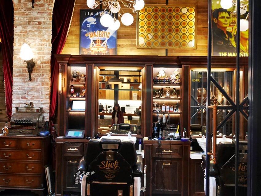 20190615113559 52 - slick barbershop俐落男仕理髮廳文心秀泰店~文心秀泰小書房旁 特色鮮明的帥氣型男理髮店