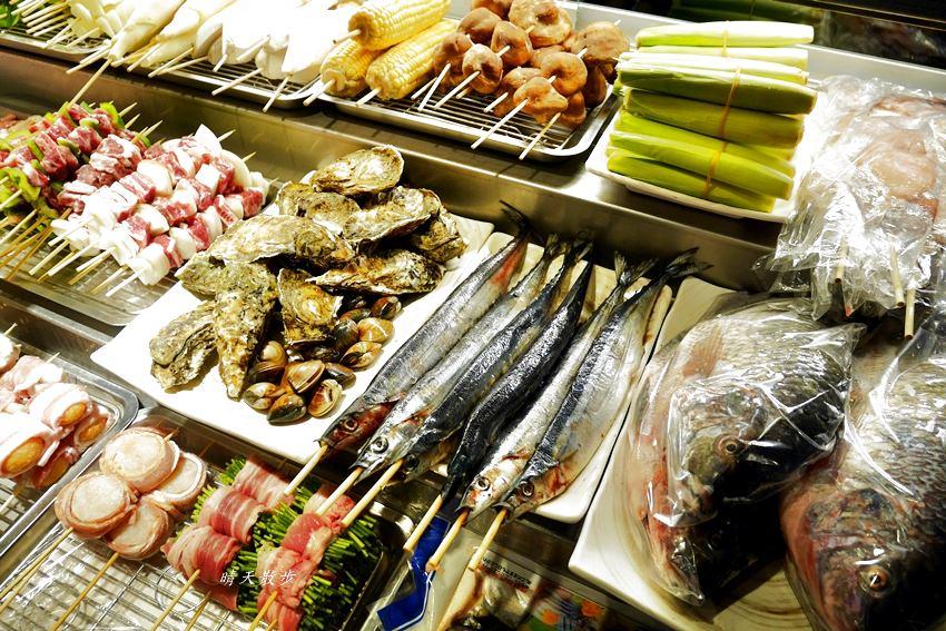 20190620134826 65 - 熱血採訪|漢口路宵夜營業到凌晨一點半,烤物、炸物、丼飯通通吃得到的兴焰炭火串燒