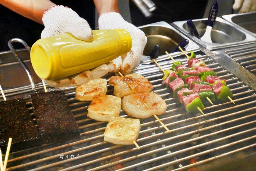 20190620134921 76 - 熱血採訪|漢口路宵夜營業到凌晨一點半,烤物、炸物、丼飯通通吃得到的兴焰炭火串燒