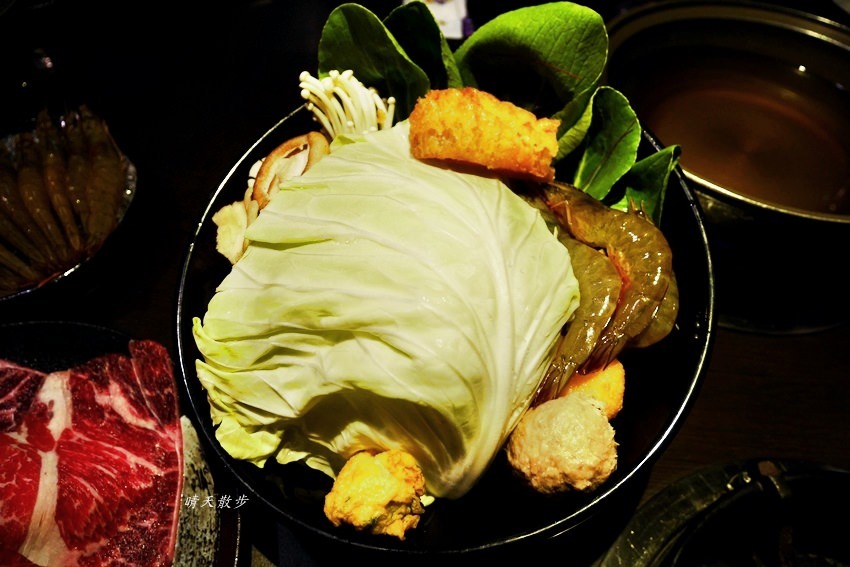 20190907172707 81 - 豐原火鍋|呷蝦米嚴選海鮮火鍋~不是吃到飽也能吃好飽 菜盤可換鮮蝦、蛤蜊或鮮魚