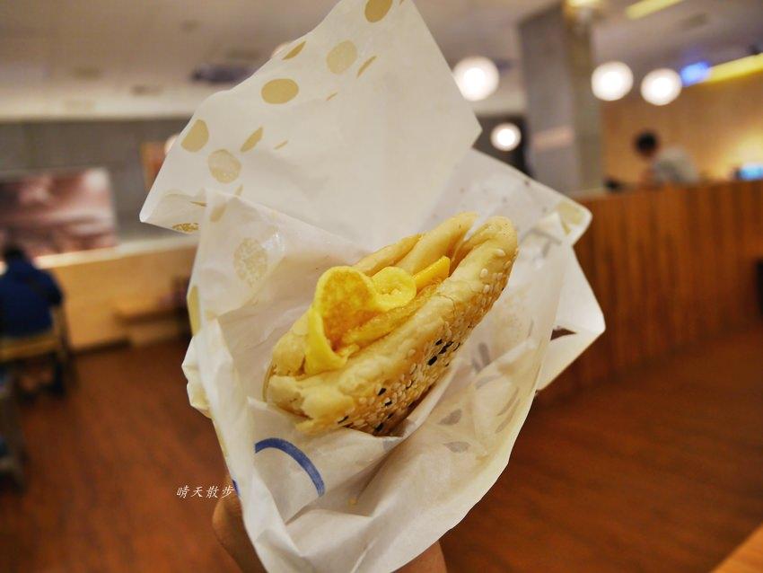 20190909170828 80 - 台中宵夜|日旭豆漿~精誠路美食 從早餐到宵夜都吃得到 清新店面裡的傳統早餐