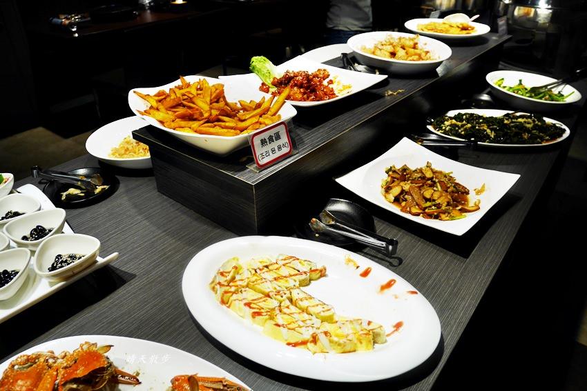20190917115933 90 - 台中吃到飽|豬對有韓式烤肉吃到飽台中精武店~平價又豐富的韓式火烤兩吃 平日午餐吃到飽299元!