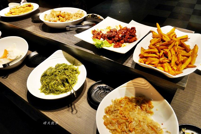 20190917115935 5 - 台中吃到飽|豬對有韓式烤肉吃到飽台中精武店~平價又豐富的韓式火烤兩吃 平日午餐吃到飽299元!