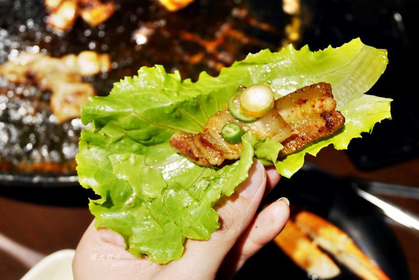 20190917120010 56 - 台中吃到飽|豬對有韓式烤肉吃到飽台中精武店~平價又豐富的韓式火烤兩吃 平日午餐吃到飽299元!