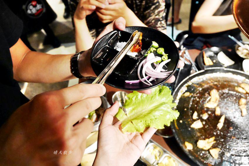 20190917120012 65 - 台中吃到飽|豬對有韓式烤肉吃到飽台中精武店~平價又豐富的韓式火烤兩吃 平日午餐吃到飽299元!