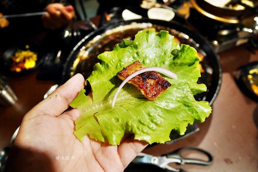 20190917120014 57 - 台中吃到飽|豬對有韓式烤肉吃到飽台中精武店~平價又豐富的韓式火烤兩吃 平日午餐吃到飽299元!