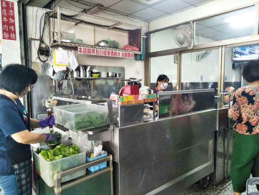 20191110144053 32 - 北屯小吃|興安路外省麵~各式麵食、餛飩、小菜、滷味 用餐時段瞬間客滿的小餐館