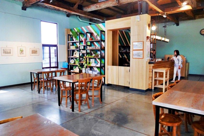 20200127134227 14 - 台灣太陽餅博物館老屋咖啡館~二樓老空間輕食區,喝咖啡配太陽餅,近台中車站(全安堂、魏爵咖啡)