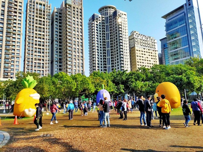 20200207004000 11 - 台中燈會|2020台灣燈會在台中,走逛文心森林公園戽斗星球童趣樂園,白天超吸睛好好拍