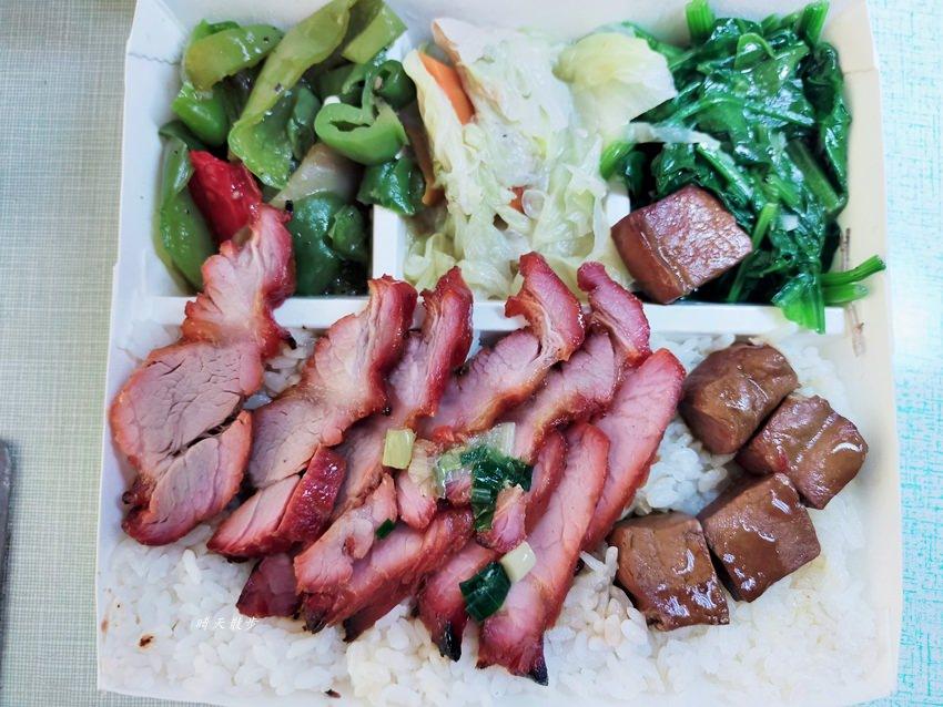 20200218162637 38 - 西區便當|香港鑫記燒肉快餐~各式燒臘、烤鴨便當好好吃,便當附湯一碗,配合UberEats外送