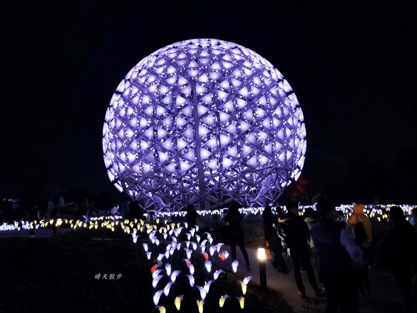 20200220163453 70 - 2020台灣燈會在台中~搭火車去后里逛台中燈會,森林園區好精彩,光之樹、聆聽花開永晝心、無人機秀、森林機械巨蟲秀!