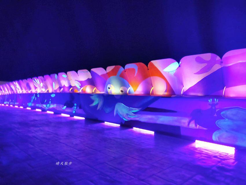 20200220163645 78 - 2020台灣燈會在台中~搭火車去后里逛台中燈會,森林園區好精彩,光之樹、聆聽花開永晝心、無人機秀、森林機械巨蟲秀!