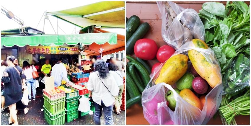 6 - 南屯市場|超便宜水果店~大發水果行,銅板價水果一樣好吃喔!近南屯運動中心