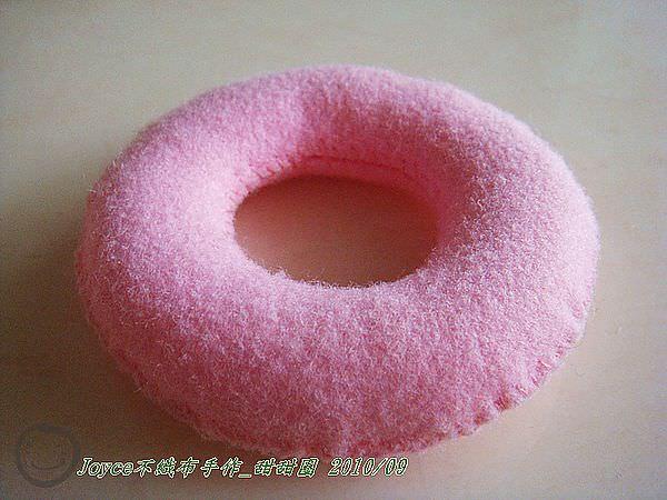 Joyce不織布手作_甜甜圈201009 (8).JPG