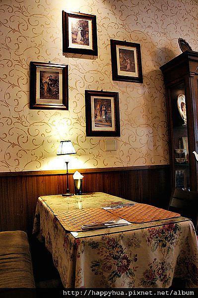 台中蘿拉咖啡館 (1)