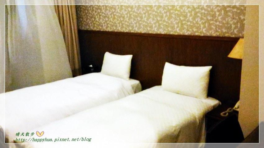 [台北住宿]中正區∥群來商務旅館Good Life Hotel~兩小床商務雙人房 含簡便早餐 近捷運善導寺站 交通方便