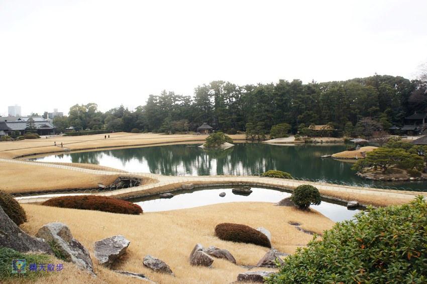 岡山景點︱岡山後樂園~日本三大名園之一 近岡山城 風景如畫 日本親子遊關西小旅行
