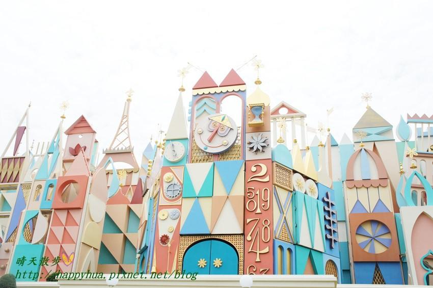 迪士尼樂園夢幻樂園 小小世界 (21).JPG