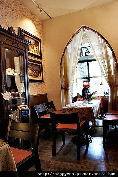 台中蘿拉咖啡館 (2)