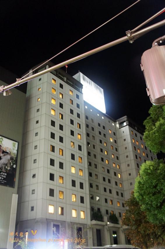 九州福岡吸西鐵格蘭特飯店 (20).JPG